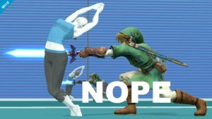Wii fit trainer by number1croc