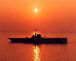 USS Coral Sea by 121199