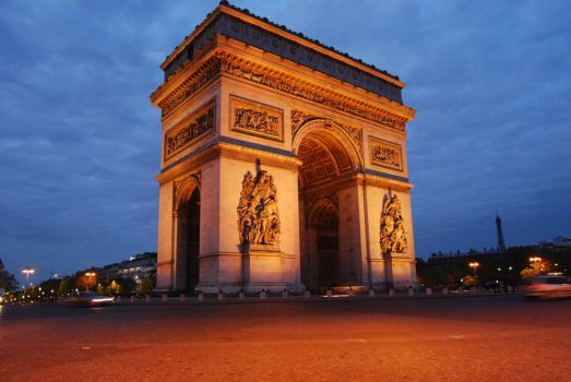 Arc de triomphe by josselin94