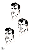 Superman expressions by scootah91