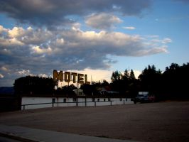 road trip motel by carriepowers