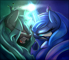 Chrisy vs Luna by Madacon