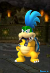 Larry koopa loves Mario 4 XD by bowser90