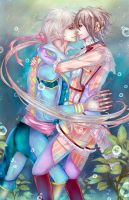 With Love from Underwater by Stefminnie