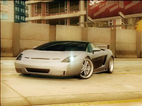 lamborghini gallardo lp540 2 by gmac098