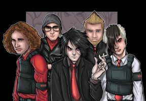 :: My Chemical Romance :: by IvyBeth