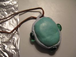 LoZ: PH cosplay Regal Necklace by hylian-dragoness