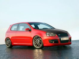 Volkswagen Golf GTI by Dj-HeAt
