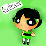 Buttercup by Kittenzarecute123