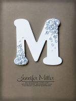 Wedding Cake Toppers by ArteDiAmore