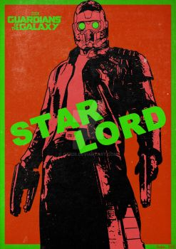 Star Lord by GTR26