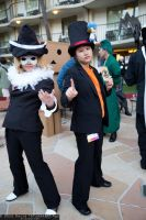 Puzzle Duo at ALA 2013 by KatyMerry