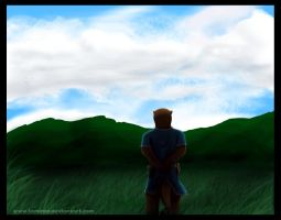 Watching The Clouds by Temiree