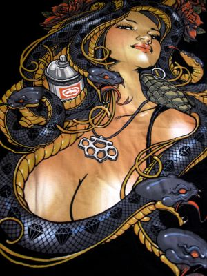 Hispanic Medusa