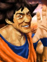 Goku by ShaneGreer
