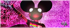 Deadmau5 Signature by fueledbychemicals