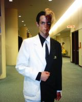 Two Face cosplay by Shiroyuki9