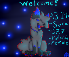 My Profile picture by SaraTheDog848