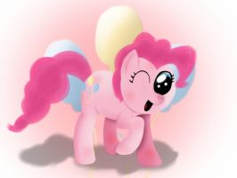 Speedpaint - Pinkie Pie by GromekTwist