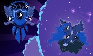 Luna Season 2 Wall by Evilarticfox