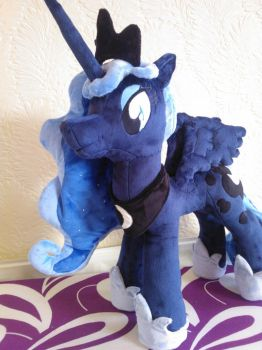 Season 2 Luna! (front) by Jillah92