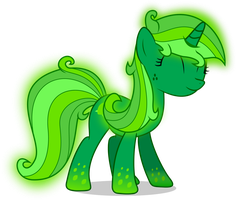 Lime Dreamlike Rainbow by LimeDreaming