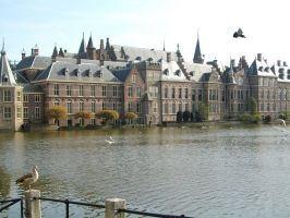 Den Haag by 58bluemarbles