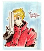 Vash cool c.v. by Spizzina00