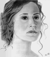 Angel Coulby - Gwen by Miss-Catherine