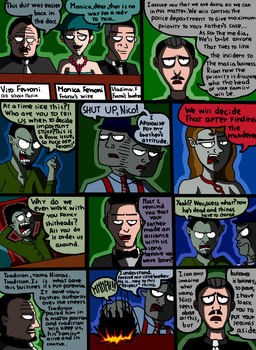 Headhunters Chapter 2 page (7-11) by Emineitor