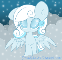 Winters soft embrace by LoreHoshi