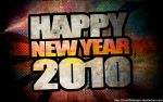 Happy New Year 2010 by theXIVdesigns