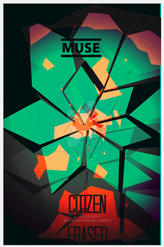 Citizen Erased poster 2014 by BlissfulParanoia