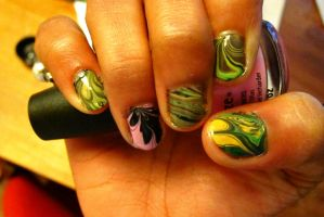 Water Marble effect by swapthat