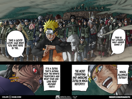 Naruto 611 - Ninja Alliance Jutsu! by Desorienter