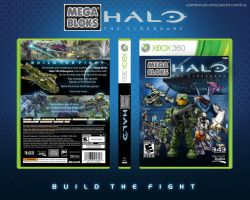 Mega Bloks Halo: The Videogame by DANYVADERDAY
