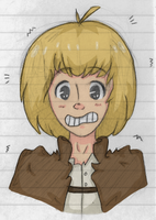 Armin by m0ssi