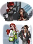 More of my current favorite crossover by iesnoth