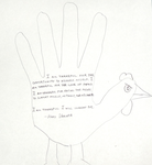 Hans's Turkey Hand by angelauric