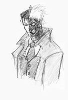 Two Face by Pechan