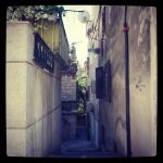 Street in Split, Croatia by shytiha