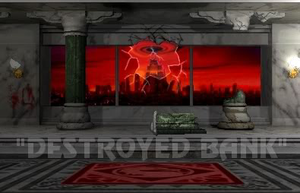 Old Arena: Destroyed Bank by blacksaibot
