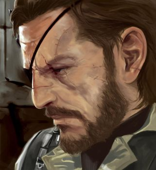 Big Boss by MaruGawa