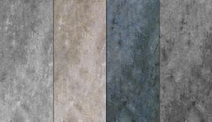 Grunge Textures with 4 Colors by elemis