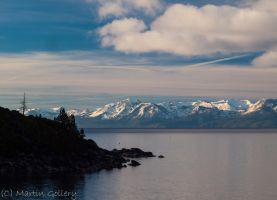Mt. Tallac Sunrise by MartinGollery