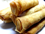 Homemade Lumpiang Shanghai - 2 by takeshimiranda