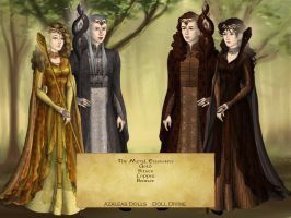 Lord-of-the-Rings-Azaleas-Dolls 29 by SweetteeStanley18