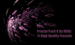 Fractal Pack 8 by Wi6791lly