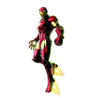 Iron man render by JayC79