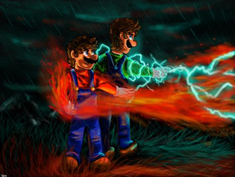 the power of two brothers by BDTLM